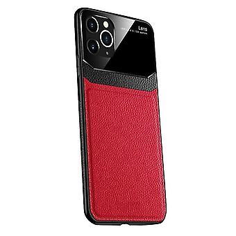 nahka takakannen kotelo Apple iPhone 11 X 8 7 6 se suojaava linssi & näyttö