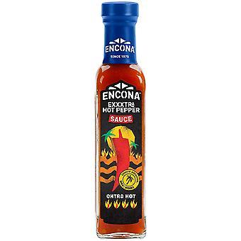 Encona Extra Hot Pepper Sauce