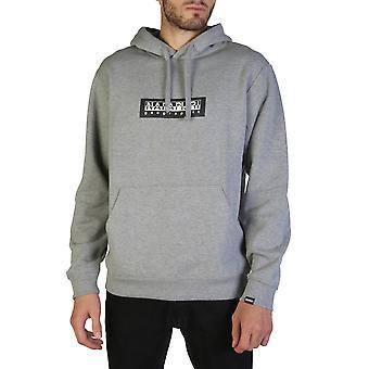 Napapijri mænd's fleece lange ærmer sweatshirt