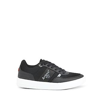 Avirex - Shoes - Sneakers - AV01M80634_04 - Men - Schwartz - EU 40