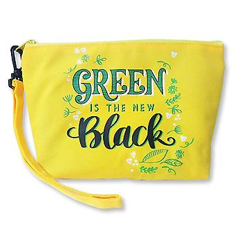 WPL Green Is The New Black - Little Bag