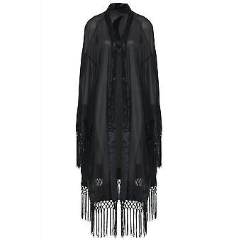 Jawbreaker Clothing Cosmic Witch Kimono