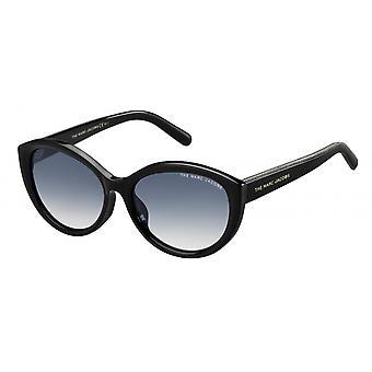 Sunglasses Women's Cat-Eye black/grey running