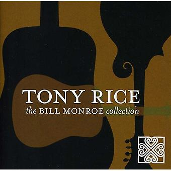 Tony Rice - Bill Monroe Collection [CD] USA import