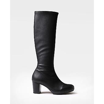 Toni Pons - Boot for women made of black leather - FELTON