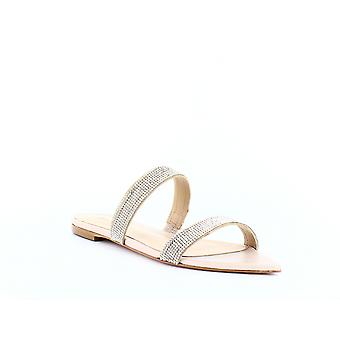 Schutz   Jenita Embellished Slide Sandals
