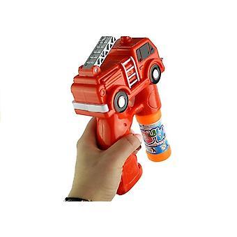 Bubble Gun Fire Truck Bubble Maschine Musik und Licht