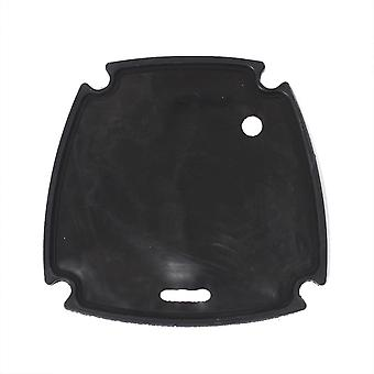 Pcp Single/double Cylinder Air Compressor Front Cover Rubber Pad