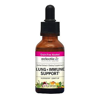 Eclectic Institute Inc Lung & Immune Support, 2 Oz