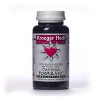 Kroeger Herb Candida Formula # 2 (Foon Goos), 100 Cap