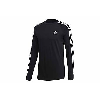Adidas 3STRIPES LS T DV1560 evrensel tüm yıl erkek sweatshirt