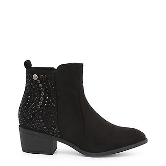 Xti  48606 women's synthetic suede ankle boots