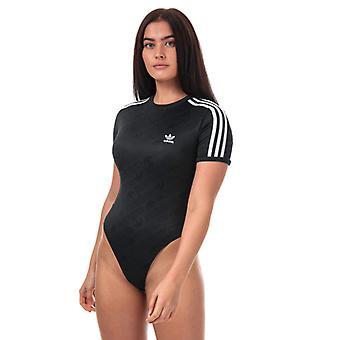 Women's adidas Originals Bodysuit en noir