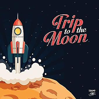 Trip To The Moon: 13 Obscure R&B Garage Rock / Var [CD] USA import