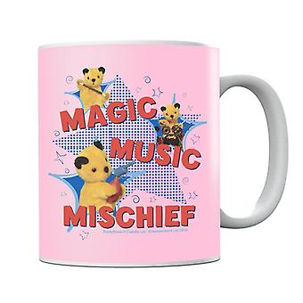 Sooty Magic Music Unfug Becher
