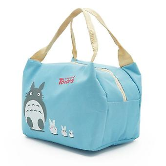 Baby Feeding Milk Bottle Thermal Bags/insulated Cute Cartoon Totoro Food Warmer