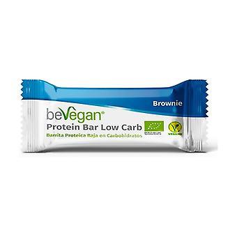 Vähähiilihydraattisia proteiinipatukoita Brownie 1 baari 35g