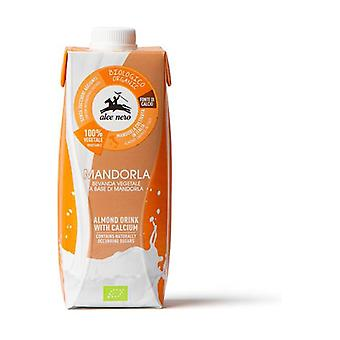 Organic almond vegetable drink None