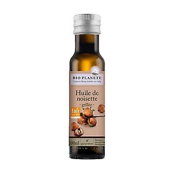 Fair for Life grilled hazelnut oil 100 ml of oil
