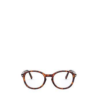 Persol PO3239V havana unisex eyeglasses