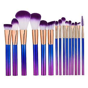 Colorful Foundation Brush (purple)