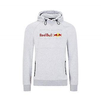Red Bull Racing Aston Martin Red Bull Racing F1™ Logo Hoodie Grey