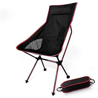 Moon Chair Fishing Camping Bbq Stool Folding Extended Hiking Seat /outdoor