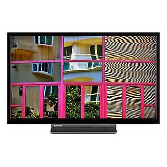 "Smart TV Toshiba 24WL3C63DG 24"" HD Ready LED WiFi Black"