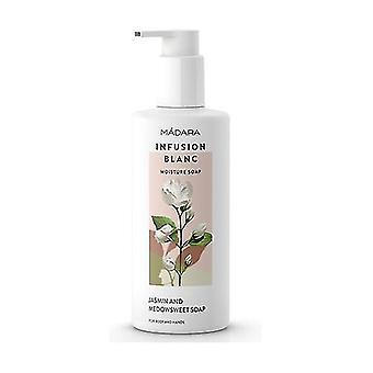 Infusion Shower Gel Blanc with Jasmine 300 ml of gel