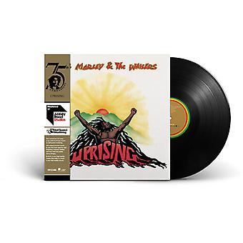 Marley,Bob & The Wailers - Uprising [Vinyl] USA import