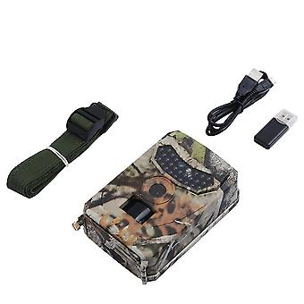 1080p Hd Infrared Hunting Camera Photo Trap 12mp 120 Degree Lens Thermal Camera