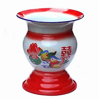 Wine Bucket, Ice Bucket, Chinese Traditional Fruit Baskets for Home Bar, Champagne, Wine