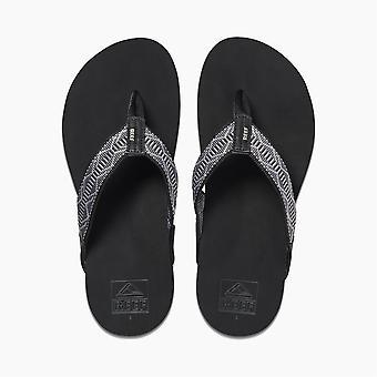 Reef Mens Sandals ~ Newport Woven grey