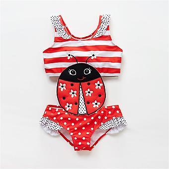 Toddler Infant Baby Swimwear Watermelon Swimsuit