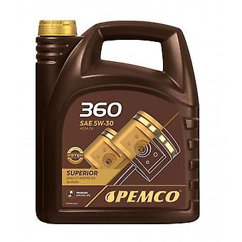 Pemco iDrive Synthetic Engine Oil 5W-30 5L Acea C4  Renault RN 0720