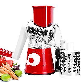 Vegetable Slicer, Manual Kitchen Accessories, Vegetable Chopper, Grater Cutter,