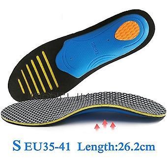 Ortopedinen kengät sole pohjalliset litteät jalat