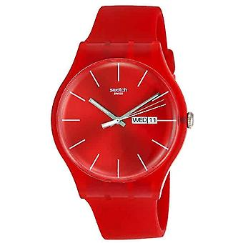 Swatch Red Rebel Watch SUOR701