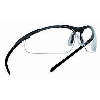 Bolle CONTMPSI ääriviivat silmälasit metallirunko Poista Pc Scratch/sumu linssi