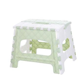 Plastic Multi-purpose Folding Stool Step Stool Kids Home Train