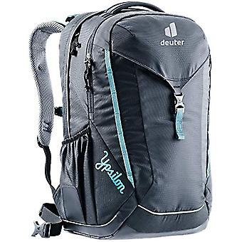 Deuter Ypsilon - Unisex School Backpack, Unisex - Kids, School Backpack, 3831021, Black, 28l