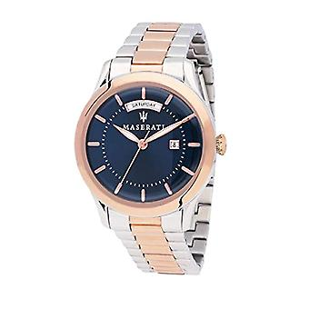 Men's Watch, TRADITION Collection, Steel, Rose Gold PVD - R8853125001