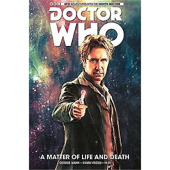 Doctor Who The Eighth Doctor A Matter of Life and Death