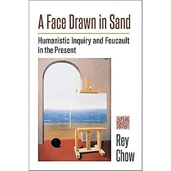 A Face Drawn in Sand by Rey Duke University Chow