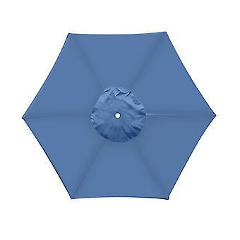 2m Outdoor Banana Umbrella Replacement Patio Cantilever Parasol