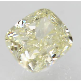 Sertifioitu 0,73 karat J Väri VVS1 Tyyny Natural Loose Diamond 5.12x4.61mm
