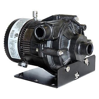 "Hydro Quip HQ100120M 115V 0.75"" Barb Circulation Pump 10-0120M"
