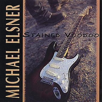 Michael Elsner - Stained Voodoo [CD] USA import