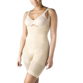 S shapewear monopezza da donna bianca x3611