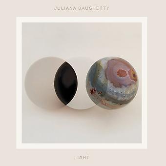 Juliana Daugherty - Light CD